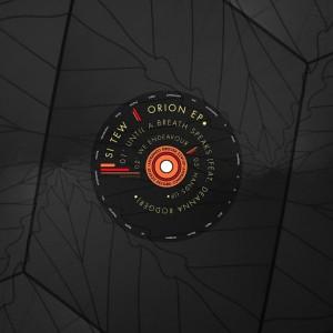 Si Tew - Orion EP [Atjazz Record Company]