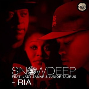 Snow Deep Feat Junior Taurus & Lady Zamar - RIA [Deep Ground]
