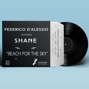 Federico d'Alessio feat.Shane's Golden Voice - Reach For The Sky [Soulshine]