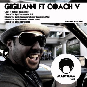 Giglianni feat. Coach V - Heat Of The Night [Manyoma Music]