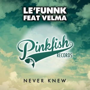 Le' Funnk feat. Velma - Never Knew [Pink Fish Records]