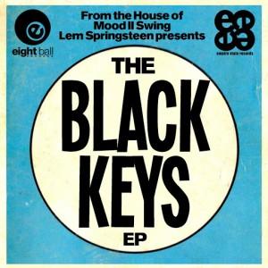 Lem Springsteen - Mood II Swing pres. The Black Keys EP [Eightball Records Digital]
