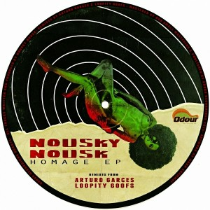 Nousky Nousk - Homage EP [Odour Recordings]