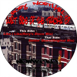 Rory Northall - Lost Side Of The Tracks EP [Nombeko Records]