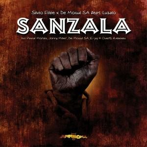 Silvio Filipe & De Mogul SA feat. Luzalo - Sanzala EP [Arrecha Records]
