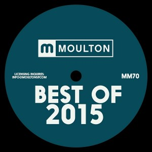 Various Artists - Best Of 2015 [Moulton Music]