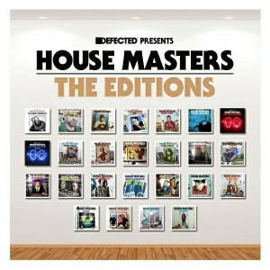 Various Artists - Defected presents House Masters - The Editions [Defected]
