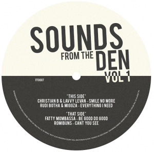 Various Artists - Sounds From The Den Vol. 1 [Friday Fox Recordings]