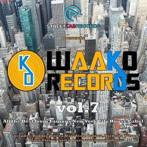 Various Artists - Streetlab Presents The Best of Waako Records, Vol. 7 [Streetlab Records]