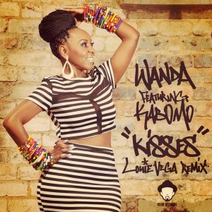 Wanda Baloyi Feat. Kabomo - Kisses (Louie Vega Remixes) [Vega Records]