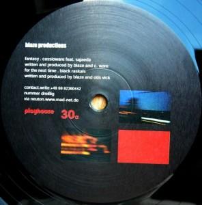 Blaze - Blaze Productions [Playhouse Music]