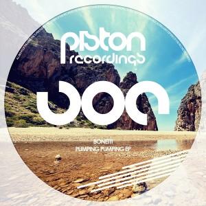 Bonetti - Pumping Pumping EP [Piston Recordings]