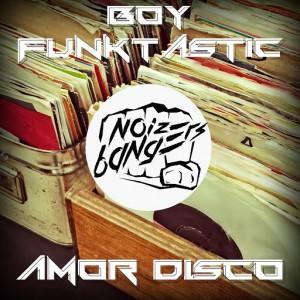 Boy Funktastic & Funkylover - Amor Disco [Noize Bangers]