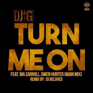 DJ G feat. Nia Carroll & Gwen Hunter - Turn Me On [Sambanismo]