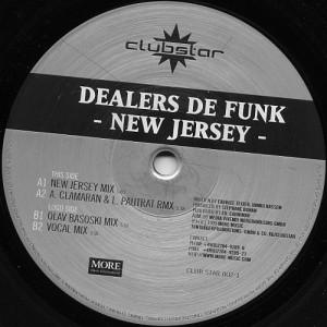 Dealers De Funk - New Jersey [Clubstar]