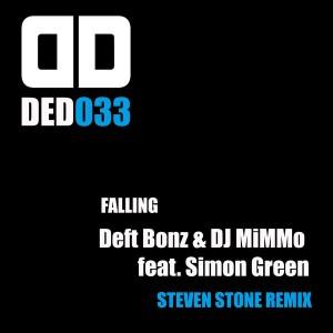 Deft Bonz & Deejay MiMMo feat. Simon Green - Falling [Deep Deluxe Recordings]