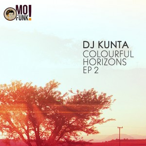 Dj Kunta - Colourful Horizons EP2 (feat. Nomathemba) [Mofunk Records]