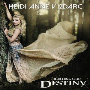 Heidi Anne Vs 2Darc - Reaching Our Destiny [M.I.RAW Recordings]