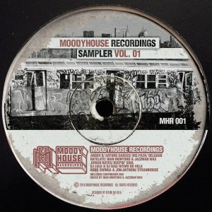Iban Montoro & Jazzman Wax - Moodyhouse Sampler, Vol. 01 [MoodyHouse Recordings]