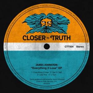 James Johnston - Everything 2 Lose [Closer To Truth]