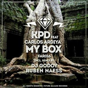 KPD - My Box EP [Future Allianz Records]