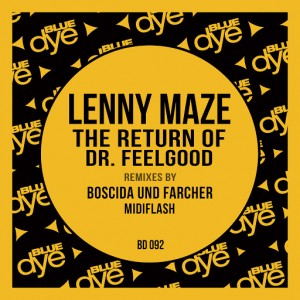 Lenny Maze - The Return of Dr. Feelgood [Blue Dye]