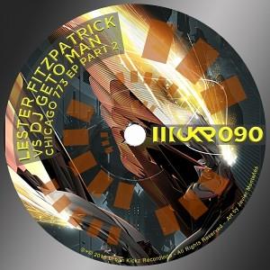 Lester Fitzpatrick vs DJ Geto Man - Chicago 773, Pt. 2 [Urban Kickz Recordings]