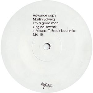 Martin Solveig - I'm A Good Man part 1 [Mixture]