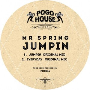Mr Spring - Jumping [Pogo House Records]