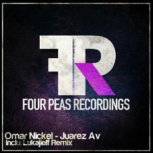 Omar Nickel - Juarez Av [Four Peas Recordings]