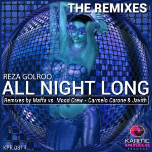 Reza Golroo - All Night Long [Karmic Power Records]