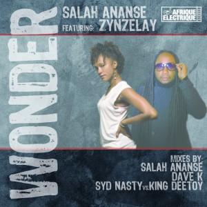 Salah Ananse -Wonder [Afrique Electrique]