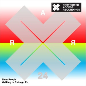 Slum People - Walking In Chicago [Restricted Access Recordings]