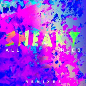 Sneaky Sound System - All I Need (Remixes) [Thembi Records]