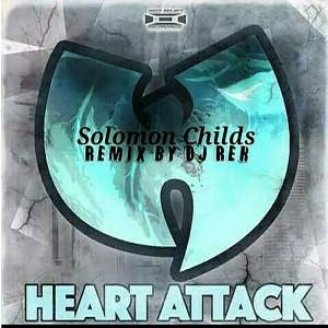 Solomon Childs - Heart Attack (DJ Rek Remix) [Disco Project Recordings]