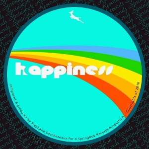 Stephane Deschezeaux - Happiness [Springbok Records]
