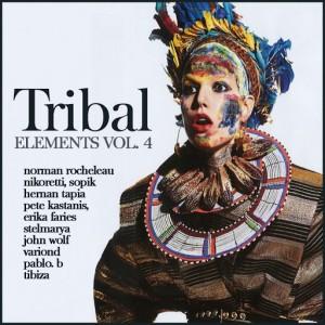Various Artists - Tribal Elements, Vol. 4 [Rimoshee Traxx]