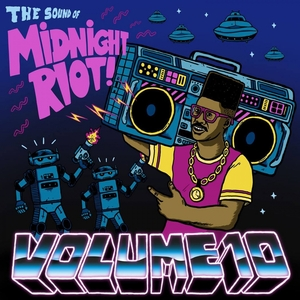 Various - Midnight Riot Vol 10 [Midnight Riot]