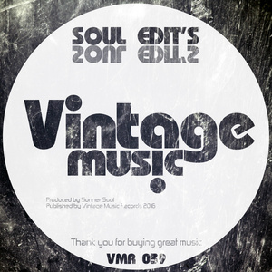 Various - Soul Edits [Vintage Music]