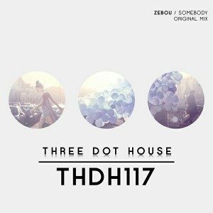 Zebou - Somebody [Three Dot House]