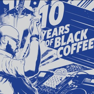 Black Coffee feat. Ribatone - Music Is The Answer [Red Bull Studios CPT]