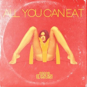 Chaka Kenn & Liquid Giraffe - All You Can Eat [Good For You Records]