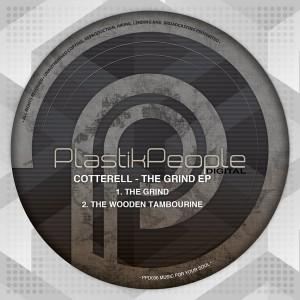 Cotterell - The Grind [Plastik People Digital]