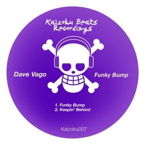 Dave Vago - Funky Bump [Kaizoku Beats Recordings]