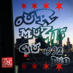 Harold & Mr Crocker  - Our Muzic (GU 1992 Dub) [Strictly Jaz Unit Muzic]