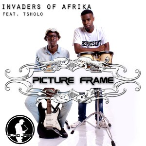 Invaders Of Afrika - Picture Frame [Audio Jazz Records]