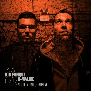 Kid Fonque & D-Malice - All This Time (feat. Clara Hill) [Remixes] [Atjazz Record Company]
