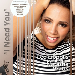 Leo Lippolis Feat. Natasha Watts - I Need You [Gotta Keep Faith Records]