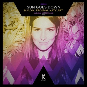 M.O.O.N. Pro, Katy Art - Sun Goes Down [KZ Records]