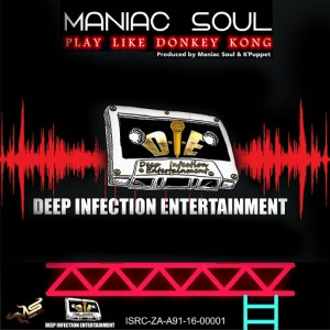 Maniac Soul & K'Puppet - Play Like Donkey Kong [Deep Infection]